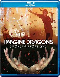Cover Imagine Dragons - Smoke + Mirrors Live [DVD]
